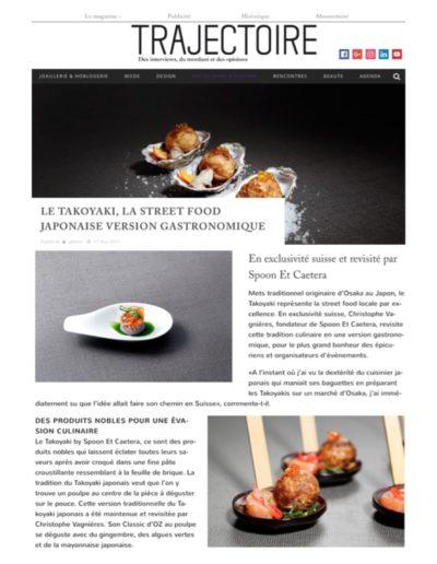 Trajectoire Magazine mai 2017/1