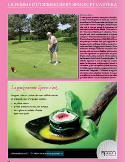 Golf Events Magazine été 2013