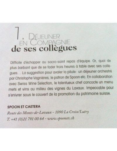 Trajectoire Magazine juin 2013