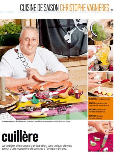 Migros Magazine 14 juin 2011 (2/4)