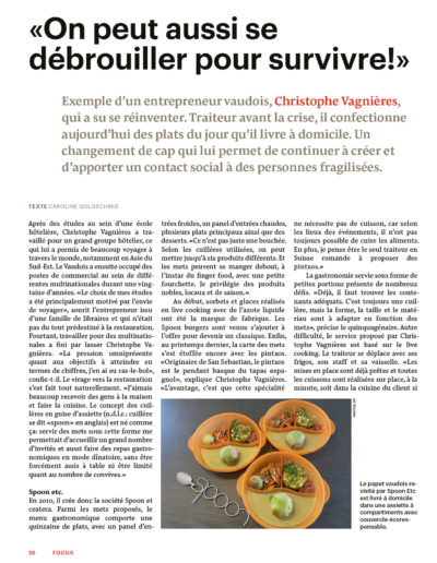 GastroJournal - 14 janvier 2021